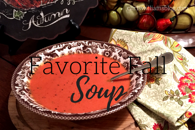 favoritefallsoup